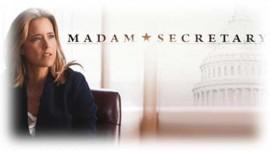 penampilan sekretaris dari madam secretary
