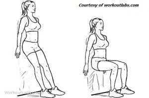 11-latihan-perut-duduk-di-dinding-sekertarisku