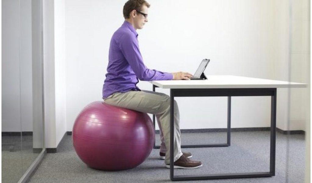 Latihan Perut yang Dapat Dilakukan di Kantor